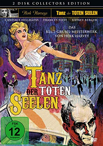 Tanz der toten Seelen - Carnival of Souls (1962) [Special 2-Disc Edition] [Director's Cut] [Collector's Edition] [2 DVDs]