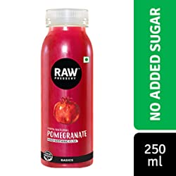 Raw Pressery Juice, Pomegranate, 250ml