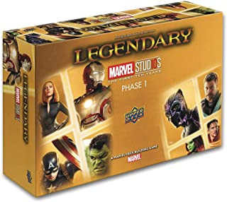 Upper Deck Legendary: A Marvel Deck Building Game: Mcu 10th Anniversary Core, Multi