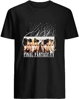 Final Fantasy xv 26 T shirt Hoodie for Men Women Unisex