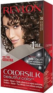 Revlon ColorSilk Tinte de Cabello Permanente Tono #30 Casta