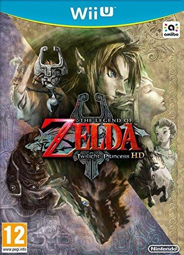 The Legend Of Zelda : Twilight Princess Hd Wiiu Standard [Nintendo Wii U]