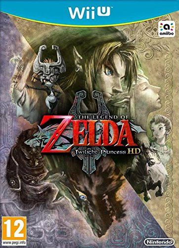 The Legend Of Zelda : Twilight Princess Hd Wiiu Standard [Nintendo Wii U]