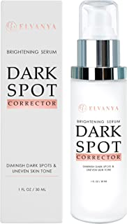 Dark Spot Remover Corrector for Face & Body - Dark Spot, Melasma, Hyperpigmentation & Sunspots Treatment - Advanced Ingred...