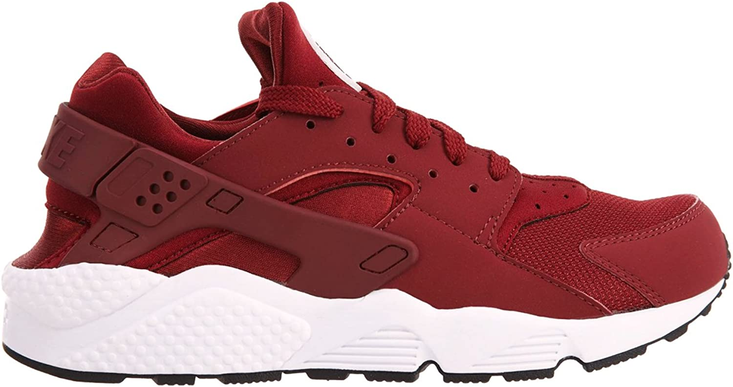 Nike Mens Air Huarache Low Top Lace Up Running Sneaker