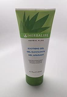 herbal aloe herbalife everyday soothing gel