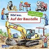 Hör mal (Soundbuch): Auf der Baustelle