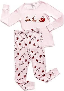 Kids Christmas Pajamas Boys Girls & Toddler Pajamas Moose...