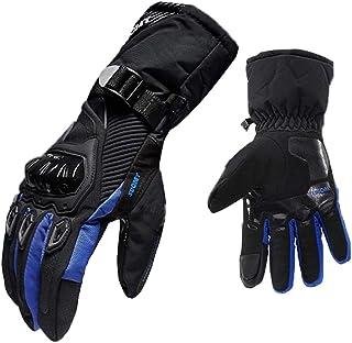 1 par de luvas de motocicleta Homyl, luvas para corridas de moto, ciclismo, podem ser usadas em telas sensíveis ao toque.H...