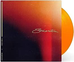 Señorita Single - Exclusive Limited Edition Orange Colored 7