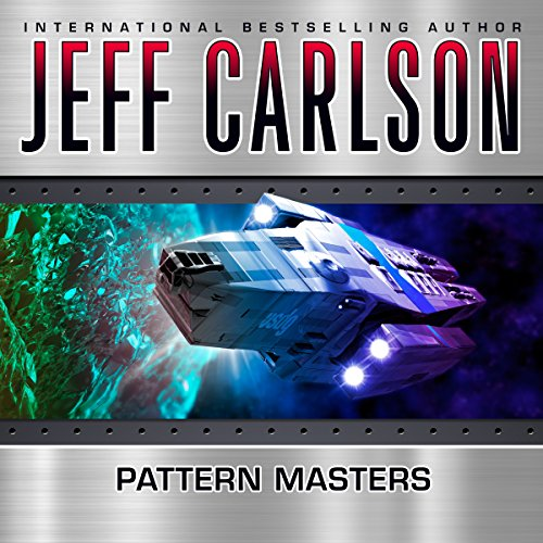 Pattern Masters audiobook cover art