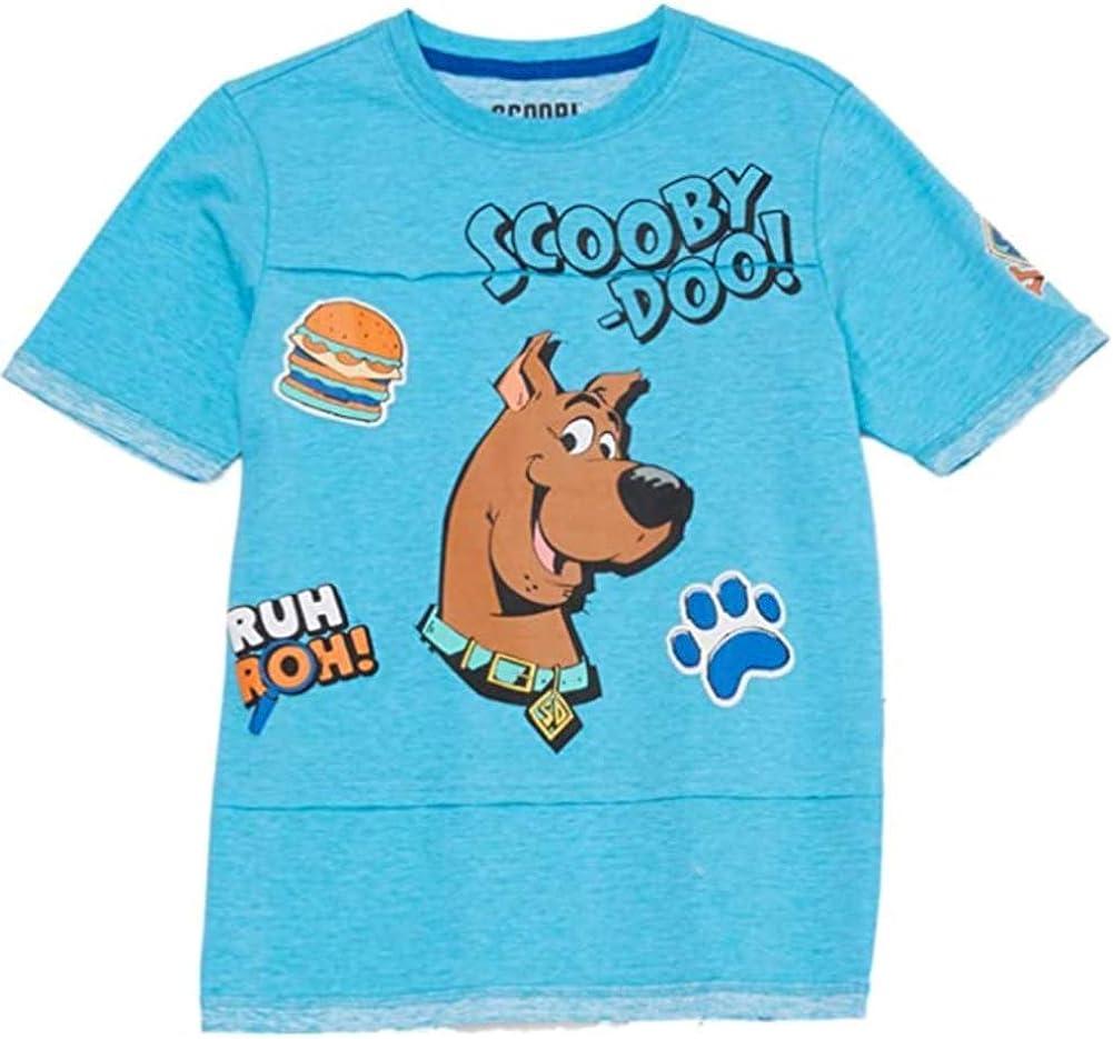 Scooby Doo! Boys Blue Shirt