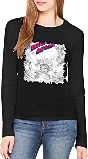 Dead Kennedys Bedtime for Democracy Womens Long Sleeve T-Shirt Vintage Black