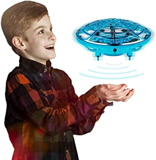Innoo Tech Kids Drone Hand Operated UFO Drones for Kids or Adults Hands Free Mini Drone Helicopter Suspension Gesture Sens...