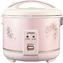Tiger 5.5 Cup JNP-1000 1.0L Electric Heating Japanese Rice Cooker Warmer to Make Perfectly Moist Fluffy Rice - Australian ...