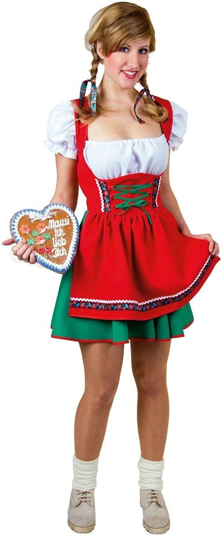 DirndelKleid bayerische Zensi Größe 42-44 B000VLXEB0 Qualitätskönigin   | Reichlich Und Pünktliche Lieferung