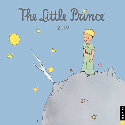 Little Prince 2019 Square Wall Calendar