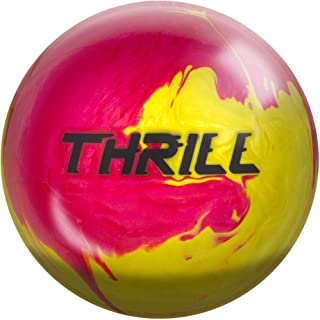 Motiv Thrill Bowling Ball- Pink/Yellow 15lbs