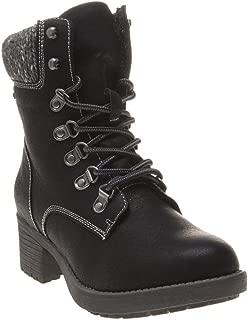 JANE KLAIN 62382 Womens Boots Black