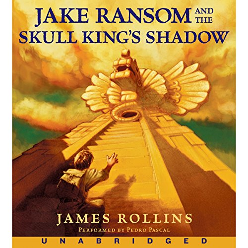Jake Ransom and the Skull King's Shadow cover art