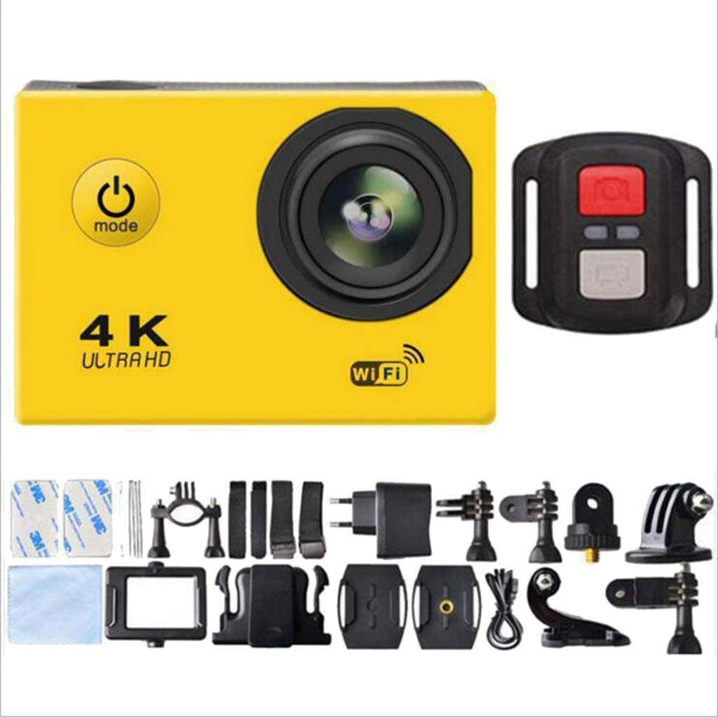 Action Cameras Coco Jacksonville Mall F65 Mini DV-2.0 HD Max 83% OFF Outdoor Waterproof