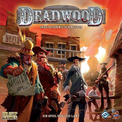 Heidelberger Spieleverlag HE402 - Deadwood deutsch