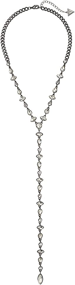 GUESS - Stone Y Necklace