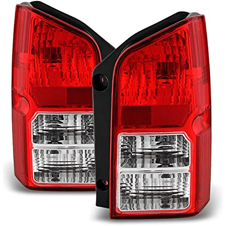 Fits 05-12 Pathfinder Tail Light Brake Lamp Passenger Right Side Replacement