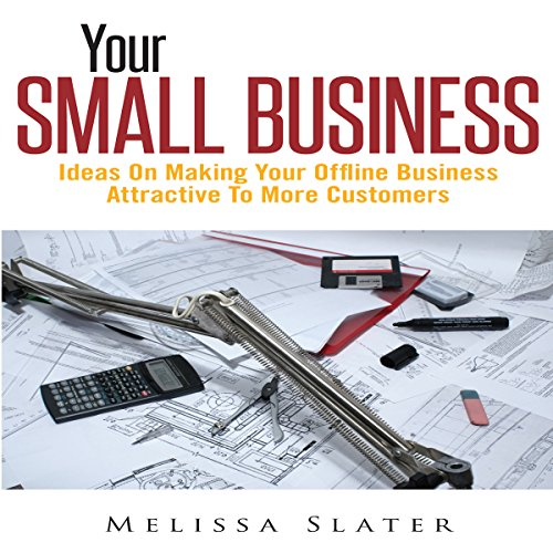 Your Small Business audiobook cover art