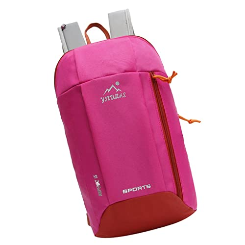 9d2f400ad5 MagiDeal 15L Kids Adults Mini Small Waterproof Backpack Casual Travel  Hiking Daypack (7 Colors)
