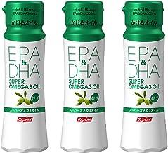 スーパーオメガ3オイル EPA&DHA オリーブ 100g 3本セット ニッスイ 日本水産