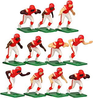 Kansas City Chiefs Home Jersey NFL Action Figure Set