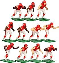 Kansas City ChiefsHome Jersey NFL Action Figure Set
