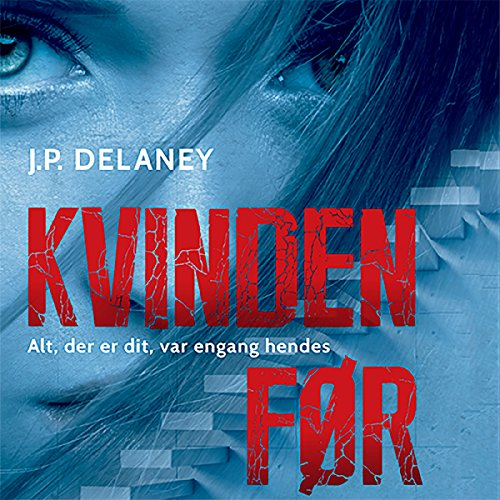 Kvinden før audiobook cover art