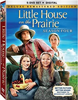 Little House On The Prairie Season 4 Deluxe Remastered Edition