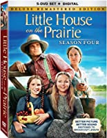 Little House on the Prairie Season 4 Collection [DVD] [Import]