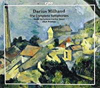 Complete Symphonies by MILHAUD (2000-04-11)