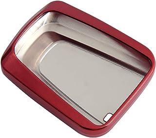 CITALL TPU Schlüssel Intelligent Fernbedienung Schlüsselschutz Gehäuseabdeckung Anhänger Etui Rot