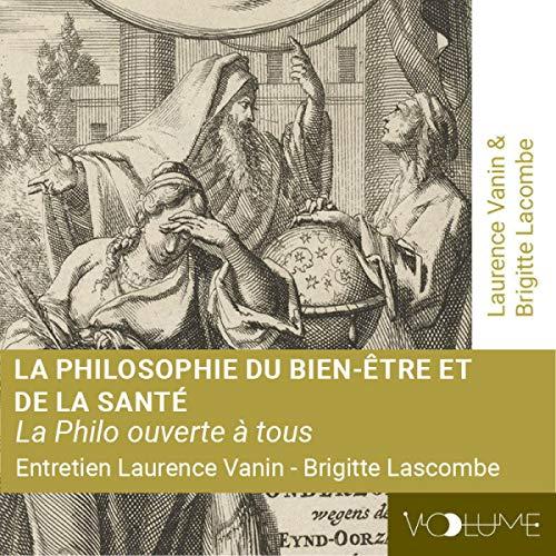 La philosophie du bien-être et de la santé audiobook cover art