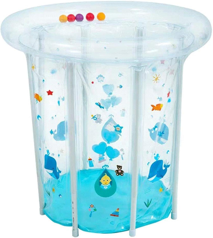 QCQYYC Aufblasbare badewanne wanne Aufblasbare Badewanne Erwachsene Und Baby Spa Faltbare Badewanne Groe Gre, Wei badewanne aufblasbar