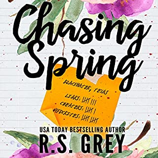 Chasing Spring cover art