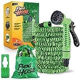 Best Expandable Garden Hoses - Flexi Hose 150 Foot Expandable Garden Hose Review