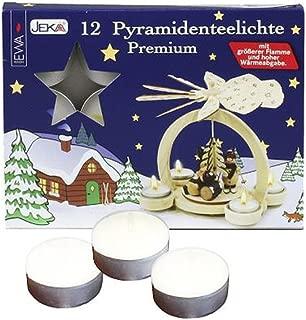 Best tea light pyramid Reviews
