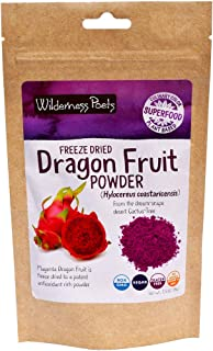 wilderness poets dragon fruit powder