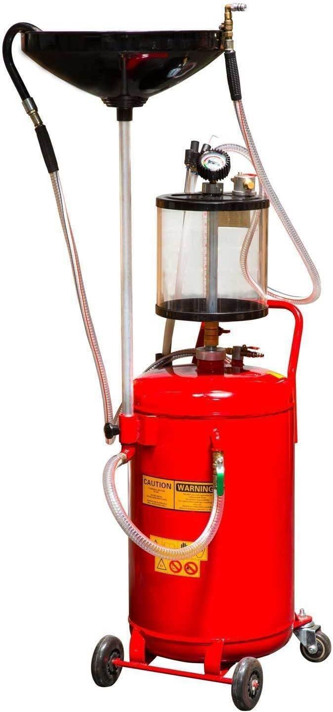 Cr 20 Gallon Waste Oil Extractor 3197 Drain Max 56% OFF Surprise price AUTO Tank Lift
