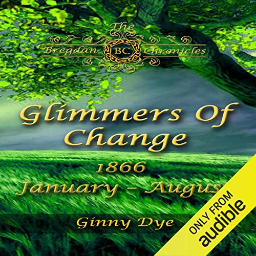 Glimmers of Change audiobook cover art
