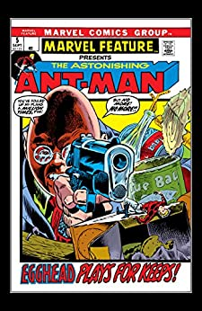 Marvel Feature (1971-1973) #5 by [Mike Friedrich, Herb Trimpe]