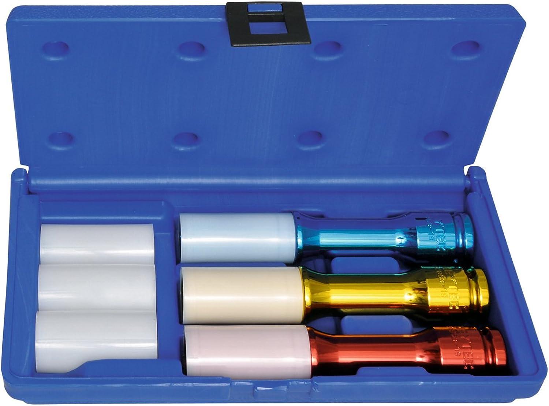 Heytec 50863190300 Impact-Steckschlüsselsatz 1 2 Zoll lang, 6-teilig B01H784U76 | Ausreichende Versorgung