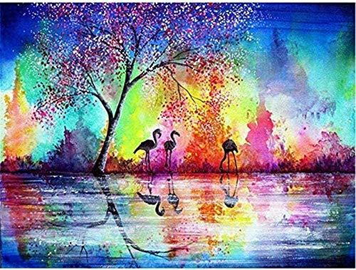 Abcoll Puzzle Toy Torimizu Natural Landscape Puzzle Obra de Arte: Coloridos Juguetes educativos y de Ocio 26 x38cm-UN_1000 Piezas