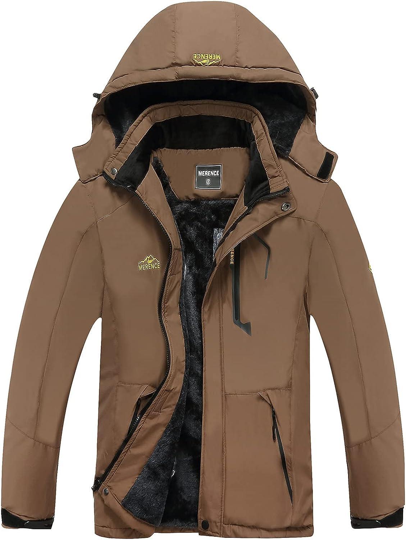 Men's Waterproof Cheap Ski Jacket Daily bargain sale Fleece Winter Mountain Windproof Sno